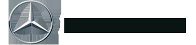 Logotipo mercedes Benz en negro